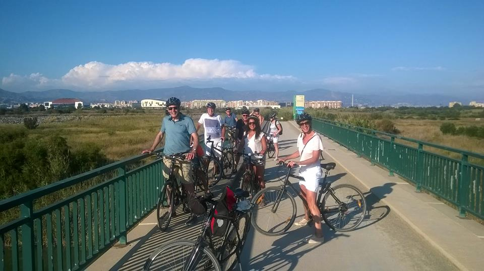 Bike Tour to Malaga Nature Park