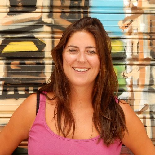 Sanna Team Member Malaga Bike Tours