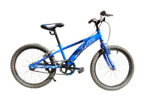 Childrens Bike Rental Malaga