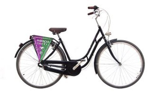 Dutch Style Bike Rentals in Malaga
