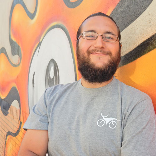 Jose Team Member Malaga Bike Tours