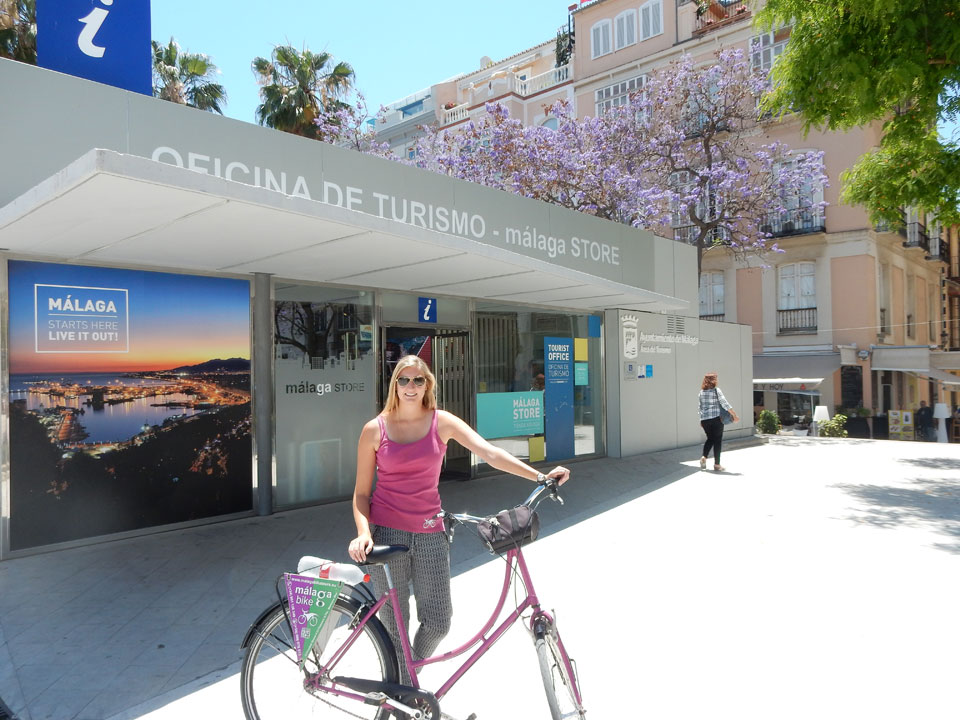 Meetingpoint Malaga Bike Tours