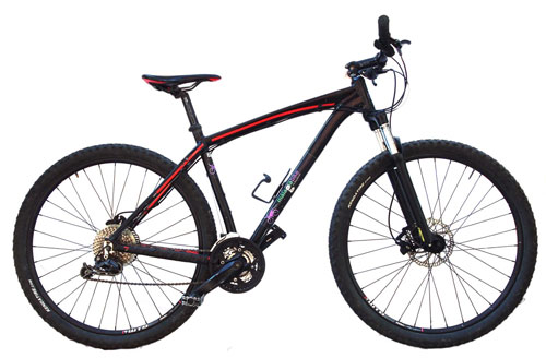 MTB Mountain Bikes for Rent in Malaga