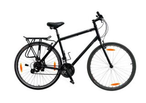 Trekking Bike for Rent in Malaga