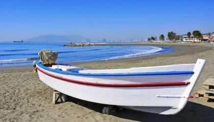 Best beaches in Malaga area