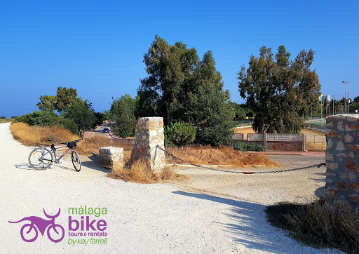 Cycling to Torremolinos in Malaga is a great experience!