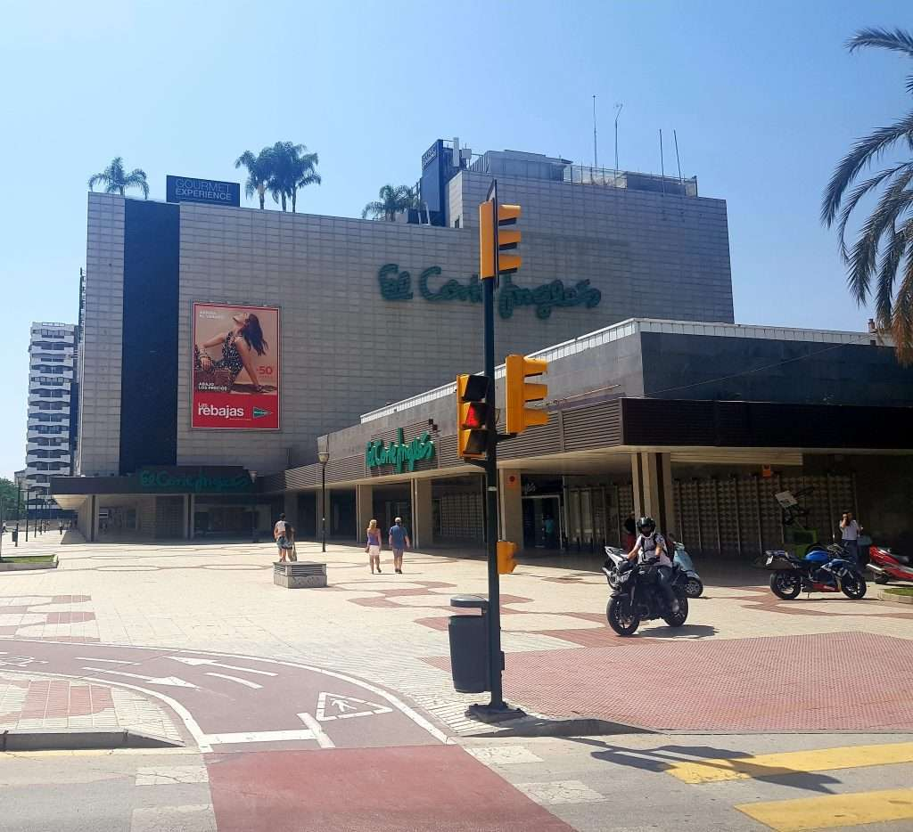 El Corte Ingles Things for all your shopping needs  in Malaga
