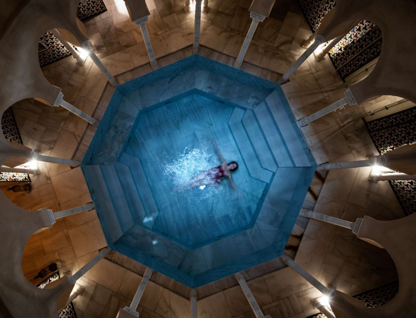 El Hammam Andaluz - your most relaxing of things to do in Malaga